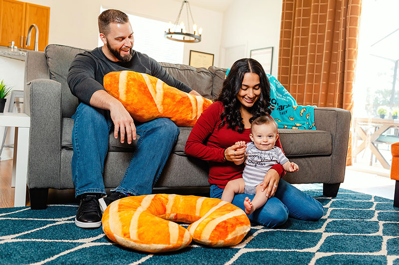 Cheddar's Scratch Kitchen's Welcome Home Baby Bundle