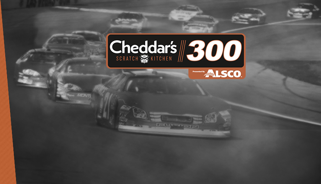 Watch Cheddar's 300 on Monday, June 1 at 7 pm ET on FS1